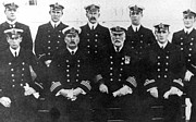 Chief Joseph Posters - Officers Of The Titanic, 1912 Poster by Granger
