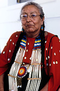 Oglala Prints - Oglala Matriarch Print by Chris  Brewington Photography LLC