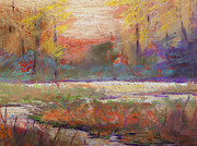 Yellows Pastels Originals - Oh Happy Day by Diana Tripp