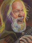 Grateful Dead Pastels - Oh Jimmy by Mark Anthony