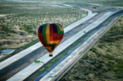 Scottsdale Digital Art - Oh Look Margaret Hot Air Balloons by Frank Feliciano