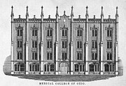 Ohio University Prints - Ohio: Medical College Print by Granger