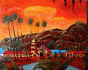 Chris Haugen - Ojai Orange