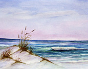 Okaloosa Beach Print by Rosie Brown