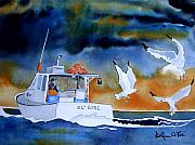 Port Clyde Originals - Ol Girl by Kathleen Earle Fox