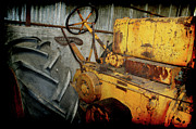 Crank Prints - Ol Yeller 2 Print by Ernie Echols