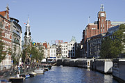 Kasia Dixon - Old Amsterdam