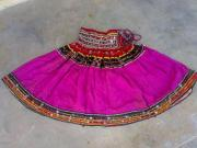 Ethnic Tapestries - Textiles - Old Banjara Tribal Skirt by Dinesh Rathi