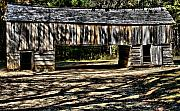 Tenn Prints - Old Barn  Print by Dennis Sullivan
