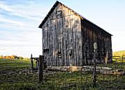 Kathleen K Parker - Old Barn in Fall West Virginia