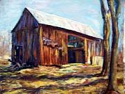 Joan Wulff - Old Barn