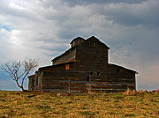 Sandra Longstreet - Old Barn