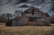 Beautiful Scenery Originals - Old Barn by Tim Perry