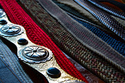 1970s Originals - Old Belts 2 by Bill Owen