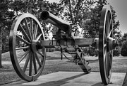 Artillery Metal Prints - Old Boom Metal Print by Ricky Barnard