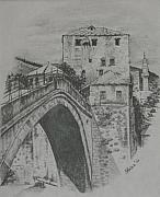 Meliha Bisic - Old Bridge -Mostar