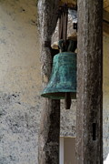 Castle Photos - Old bronze bell by Sami Sarkis