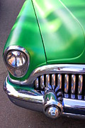 50s Photos - Old Buick Details by Valentino Visentini