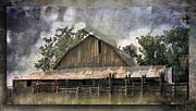 Barry Jones - Old Cattle Barn