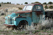 CheyAnne Sexton - Old Chevy Farm Truck in...