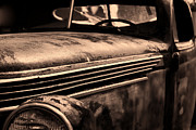 Ron Roberts Photography Framed Prints Framed Prints - Old Chevy Framed Print by Ron Roberts
