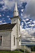 Travel - Canadian Maratimes - Old Church by Darcy Michaelchuk