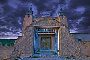 Gateway Digital Art - Old church by Jim Wright