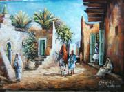 Traditional Doors Originals - Old City by Abdussalam Nattah