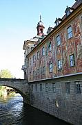 Bamberg Photos - Old City Hall - Bamberg - Germany by Christiane Schulze