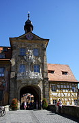 Bamberg Photos - Old City Hall - Bamberg by Christiane Schulze