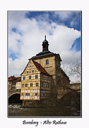 Bamberg Photos - Old City Hall Bamberg by Rosi Lorz