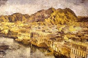 Balram Panikkaserry - Old City of Muscat