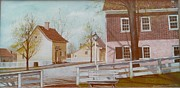 Charles Roy Smith - Old Colonial Home