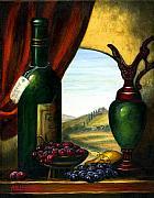 Old Country Feeling II Print by Italian Art