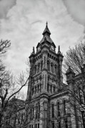 Skylines Photo Originals - Old County Hall 4685 by Guy Whiteley