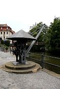 Bamberg Photos - Old Derrick by Christiane Schulze