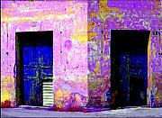 Image Gypsies Photos - Old Door 3 by Darian Day by Olden Mexico
