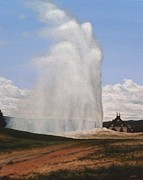 Scott Melby Originals - Old Faithful by Scott Melby
