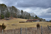 Hay Originals - Old Farm by Todd Hostetter
