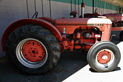 Old Tractors Photos - Old Farm Tractor . 5D16603 by Wingsdomain Art and Photography