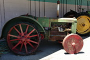 Old Tractors Photos - Old Farm Tractor . 5D16611 by Wingsdomain Art and Photography