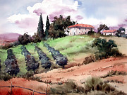 Jose Luis Vertiz - Old Farmhouse