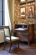 Desk Photo Prints - Old Fashioned Desk Print by Jaak Nilson