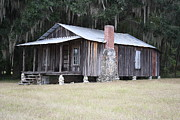 Florida House Photo Originals - Old Florida  by Sharon Wright Duncan