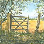 Frances Evans - Old Gate
