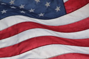 American Flag Photo Prints - Old Glory Print by Lauri Novak