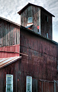 Granary Photos - Old Granary I by Steven Ainsworth