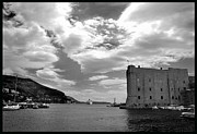 Dubrovnik Photos - Old Harbour Dubrovnik. by Terence Davis