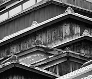 Kyoto Photos - Old House by Denis J Canning