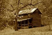 Rustic Originals - Old House in the Blue Ridge by Sean Cupp